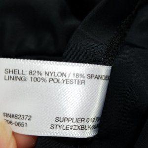 St. John's Bay Swim - St John's Bay Black Swim Skirt Swimsuit Bottom 22W
